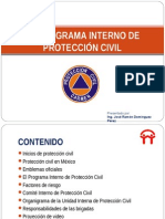 Programa Interno de Proteccion Civil