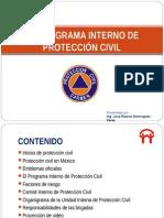 Programa Interno de Proteccion Civil