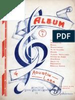Agustin Lara Album 1