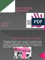 violencia contralas mujeresl
