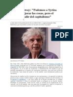 2014.07.03-PODEMOS o SYRIZA Pueden Mejorar Las Cosas, Pero Hay Que Salir Del Capitalismo-J_Holloway