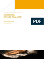 Educacion Sexual Con Arte