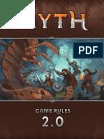 Myth Rulebook 2nd ED