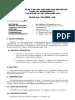 Plan de Actividades de Clausura (1)