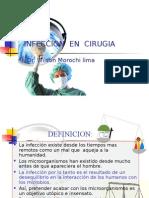 Infeccion Cirugia Profilaxis Antibioica