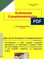 Exámenes complementarios (05.09.12) (1)