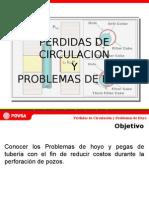 02.1 Perdidas de Circulacion y Problemas de Hoyo