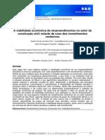 Viabilidade Economica Estudo de Caso Revestimento Ceramico