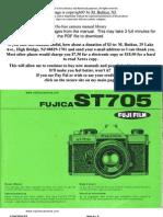 Fujica St705 1