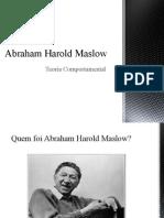 Abraham Harold Maslow[1]
