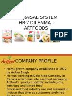 Appraisal System
