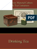 Drinking - Beverages - Tea & Tea Containers