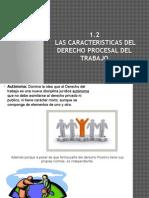 unidad 1 concepto de derecho procesal del trabajo