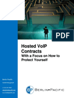 Hosted VoIP Contracts