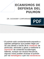 Inmunologia Pulmonar