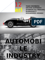 presentation on Auto
