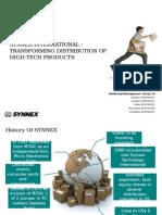 Synnex International