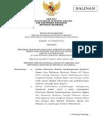 Permenpan No 052 Tahun 2014 Ttg Zonaintegrasi