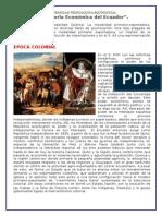 Etapas de La Historia Economica Del Ecuador