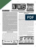 Sin Limites - Marzo 2015