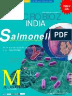 Emergence of Salmonella as a Food Borne Pathogen,March 2015