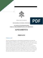 Gonzalo Sinodo de Obispos Nueva Evangelizacion