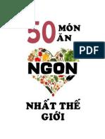 50 Món Ăn Ngon Nhất Thế Giới