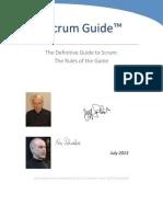 Scrum Guide US