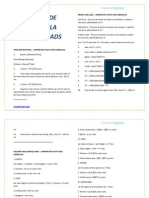 Aptitude Formula Downloads-