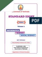 Grade 8 Term 1 Maths