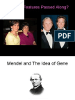 Mendelian and Non Mendelian Genetics
