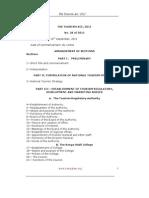 Kenya Tourism Act 2011