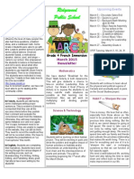 7-march2015 newsletter