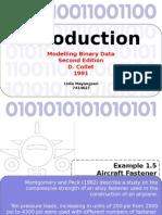 Statistics Binary Data