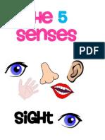 The Five Senses- Poster