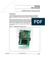 User Manual STM32