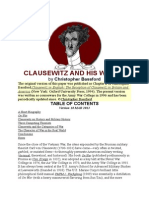 Clausewitz and His Works