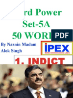 Word Power Set 5A