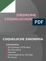 sndromecoqueluchoide