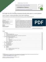 An Insight Into the Emerging Exopolysaccharide Gellan Gum as a Novel Polymer