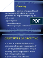 Grouting PPT