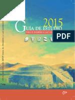 Guia de Estudio 2015 i