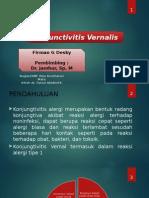 Konjungtivitis Vernalis FIX