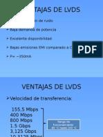 Ventajas y Desventajas LVDS