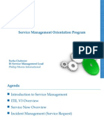 Service Management Orientation Program.ppt