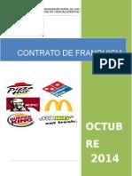 Resumen Contrato Franquicia
