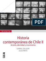 Historia Contemporánea de Chile II