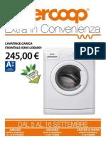 Volantino Prodotti in Offerta Ipercoop Unicoop Firenze 5 Settembre