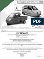 ZAP XEbra Manual