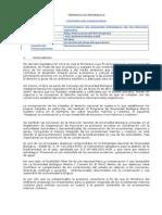 TDR-Ecosistemas - Marino Costeros